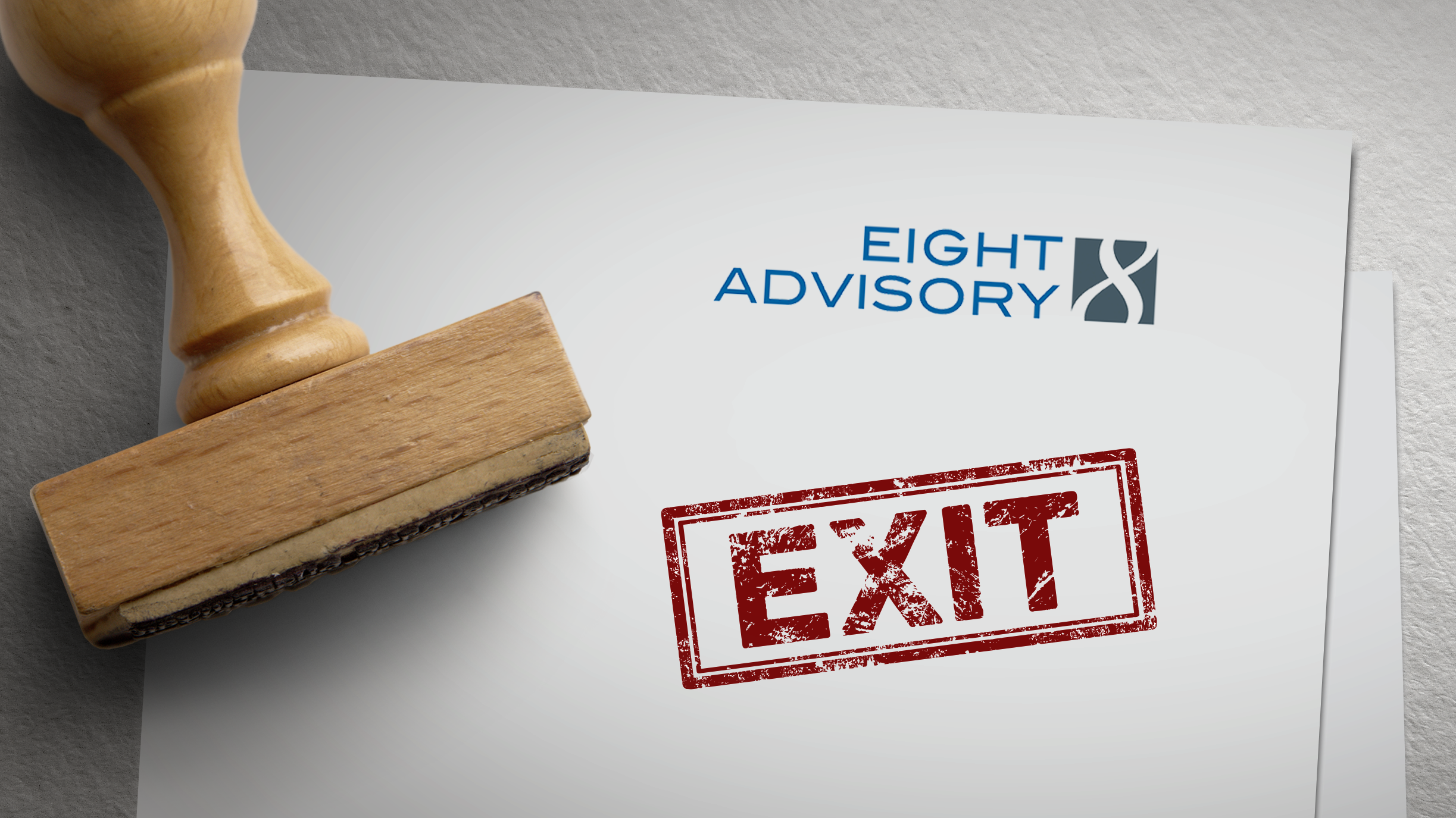 exit eight advisory