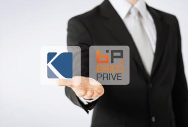 Kartesia invests alongside Florac in BricoPrive.com
