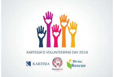 Kartesia volunteering day